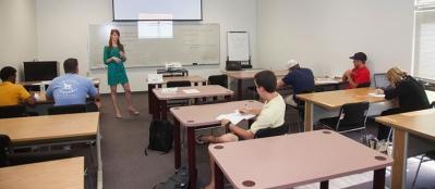 valdosta classroom